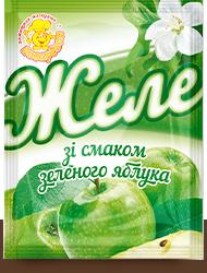 зеленое яблоко превью