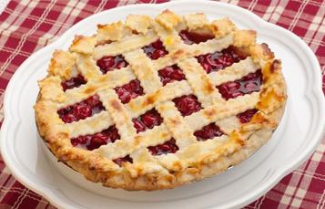 пирог вишневый превью
