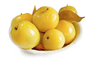 моченые яблоки превью
